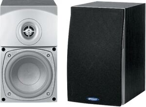Energy XL 150  100 watt rms 2 way bookshelf speakers