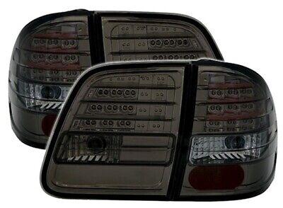 LED Rückleuchten Set in Smoke für Mercedes E-Klasse W210 T Kombi Heckleuchten
