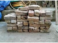 Approx 140 london mixed yellow stock bricks. Imperial. Reclaimed