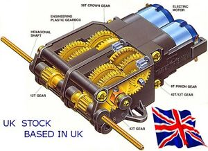 TAMIYA-70097-Twin-Motor-Gearbox-suitable-for-RASPBERRY-PI-ARDUINO-UK-Stock