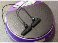 Vibropower Exercise Equipment