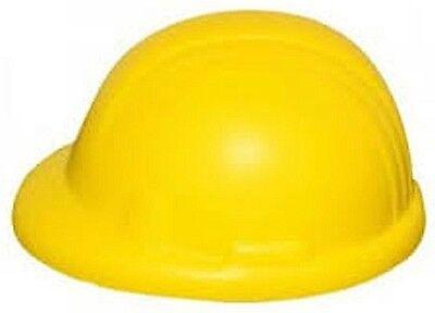 HARD HAT NOVELTY STRESSBALL ANTI-STRESS RELIEVER BUILDERS CONSTRUCTION HELMET](Novelty Hard Hats)