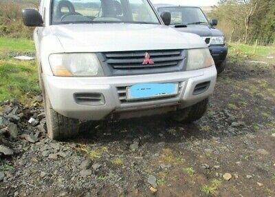 Mitsubishi Pajero//Shogun MKIII 2000-2002 Front bumper side board RIGHT side