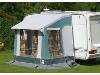 Dorema porch awning