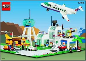 Lego City Airport 10159 BRAND NEW RETIRED SET