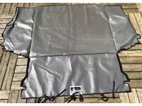 Ford Focus MkII estate Hatchbag boot liner