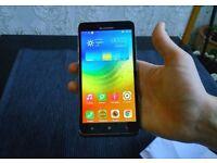 "5.5"" Lenovo A816 Quad Core 4G Unlocked 8GB Mobile Smartphone Dual SIM 2500mAh UK Boxed, unlocked."