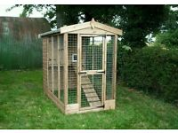 Multi-purpose Cattery or Hen House