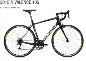 2015 Norco Valence 105 Carbon