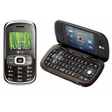 LG Octane VN530 - Silver Brown Verizon Page Plus Cellular Phone