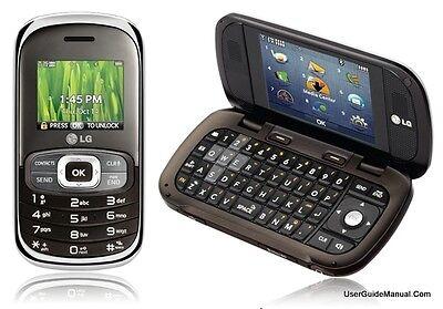 LG Octane VN530 - Silver Brown (Verizon) Cellular Phone on Rummage