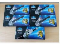 5 x Chicago Town Slice Sabre Pizza Cutter