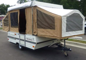 Popup Camper for Trailer and Parts