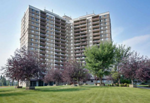RENT REDUCED West Edmonton FURNISHED one bedroom Condo for rent