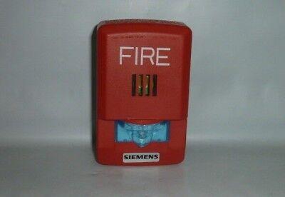 Siemens Fire Alarm S54329-f22-a1 Slhswr-f Sl-series Wall Mount Horn Strobe New