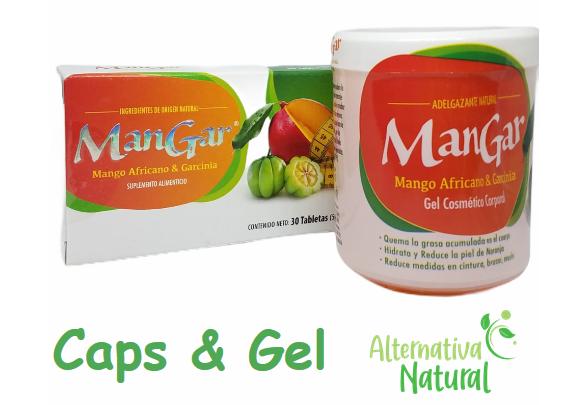 ManGar!!!Paquete deTableta y Gel!!! Tablets & Gel Pack!!!