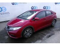 Honda Civic 2013 1.6 Diesel £0 Tax