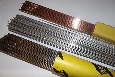 80 x tig welding rods mild steel 1.6mm length 445mm  ,