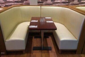 Recherche cabine de restaurant luxueux genre pour 4 ou 5