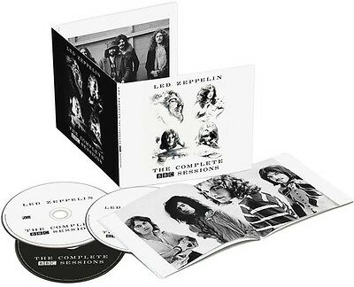 Led Zeppelin   The Complete Bbc Sessions  New Cd
