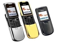 box SEALED NOKIA 8800 SIROCCO LIMITED EDITION MOBILE ELITE PHONE