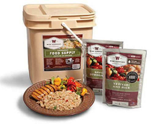 Freeze Dried Survival Food