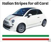 Fiat 500 Aufkleber