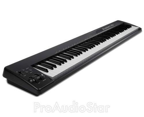 88 key weighted keyboard ebay for Yamaha keyboard 88 keys weighted