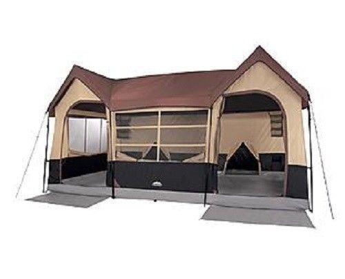 Family camping tents 10 person ebay Tent a house