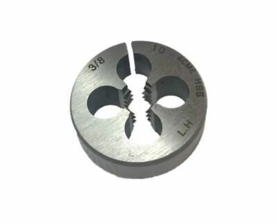 "TTC 5//8/""-11 x 1-1//2/"" OD HSS Left Hand Round Split Adjustable Die"