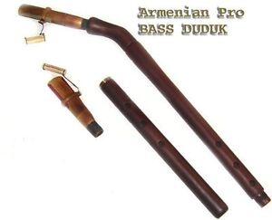 BASS DUDUK ARMENIAN DUDUK Professional with 1 Reed from Apricot