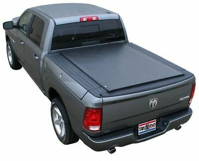 TruXedo Lo Pro Tonneau Roll Up Bed Cover for 09-18 Dodge Ram 1500 w/ RamBox 5.7