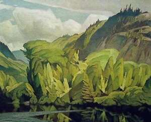 Limited Edition Appraised A. J. Casson Lithographs Cambridge Kitchener Area image 8