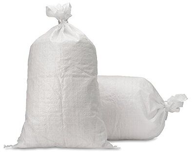 200 Woven Polypropylene Builder Rubble Sacks Bags 22 x 33