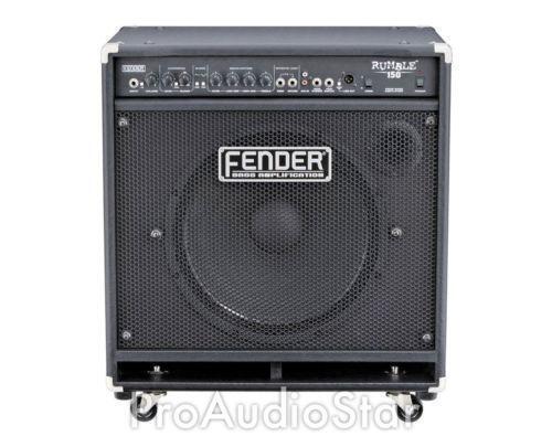 fender rumble 150 bass amplifiers ebay. Black Bedroom Furniture Sets. Home Design Ideas