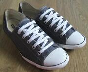 Converse All Star Size 6 Navy