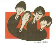 Beatles Litho