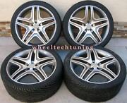 Mercedes ml Tires