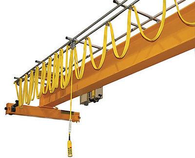 Rm 3 Ton Overhead Crane Kit W Hoist- Easy To Assemble