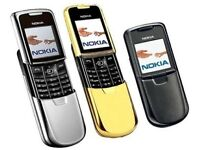 NOKIA 8800 SIROCCO LIMITED EDITION MOBILE PHONE NEW BOX SEALED