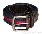 Mens Preppy Belts
