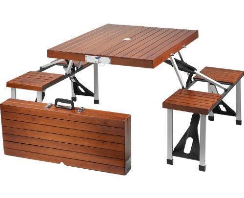 Portable Picnic Table Ebay