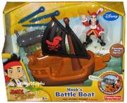 Jake and The Neverland Pirates Boat