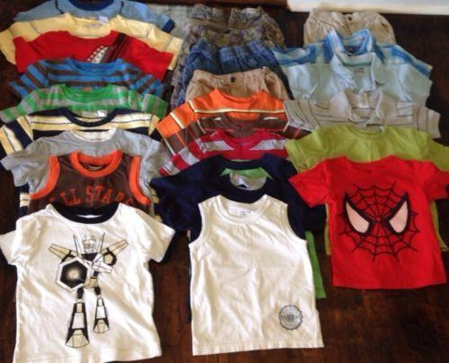 Toddler Boy Clothes 4t Lots Ebay