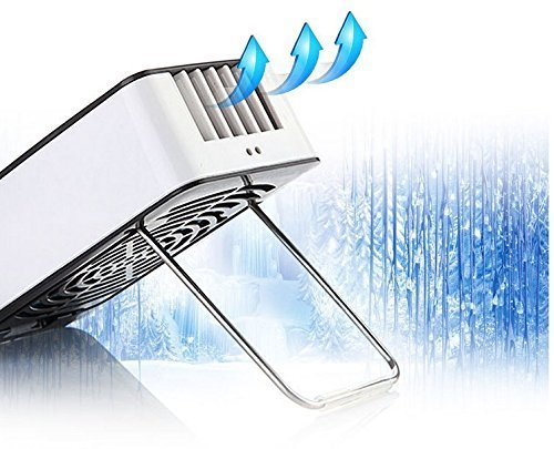 bladeless rechargeable air conditioner cooling