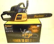 Partner Petrol Chainsaw