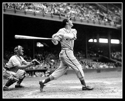 1946 Sportsman/'s Park Photo 8X10 Musial Schoendienst Sisler Cardinals