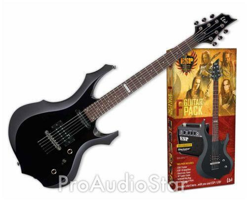 electric guitar starter kit ebay. Black Bedroom Furniture Sets. Home Design Ideas
