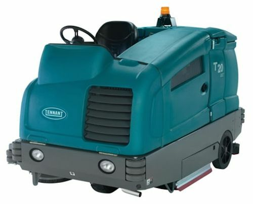 Reconditioned Tennant T20 LP Rider Scrubber
