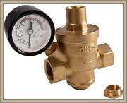 Wasserdruckminderer